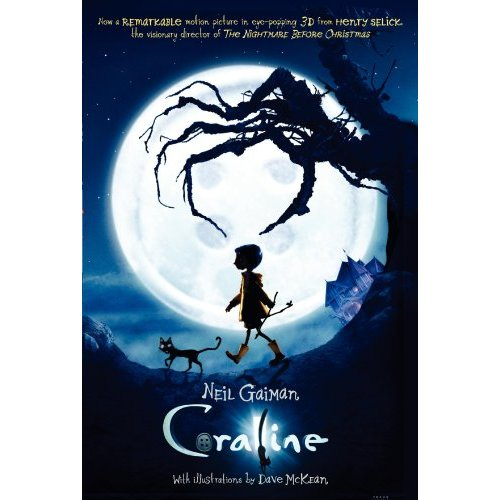 The Trouble With Coraline (or: Fear Of Witches)